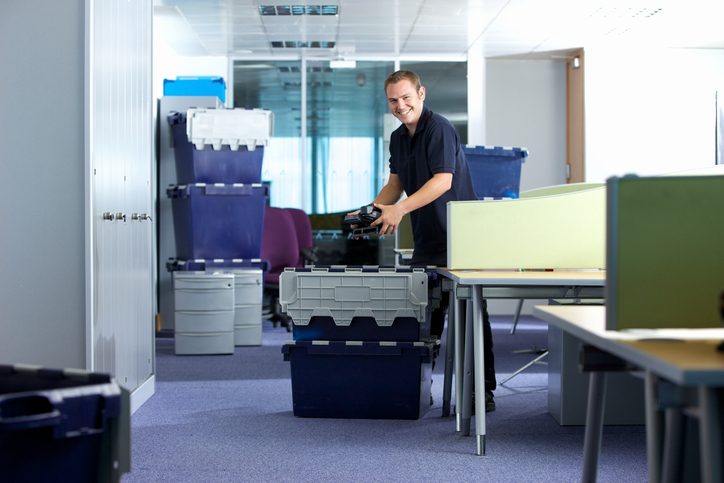 Moving Into A New Office? (Free Guide)