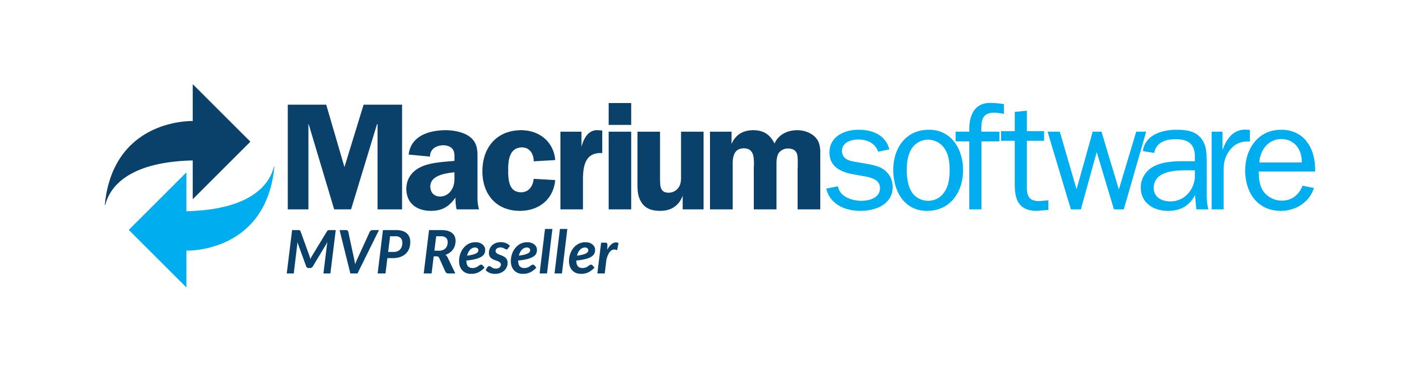 Macrium MVP Reseller Logo