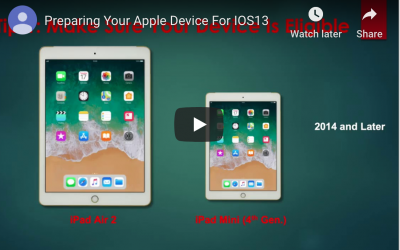 Are you ready for the New IOS? Here's How to find out.