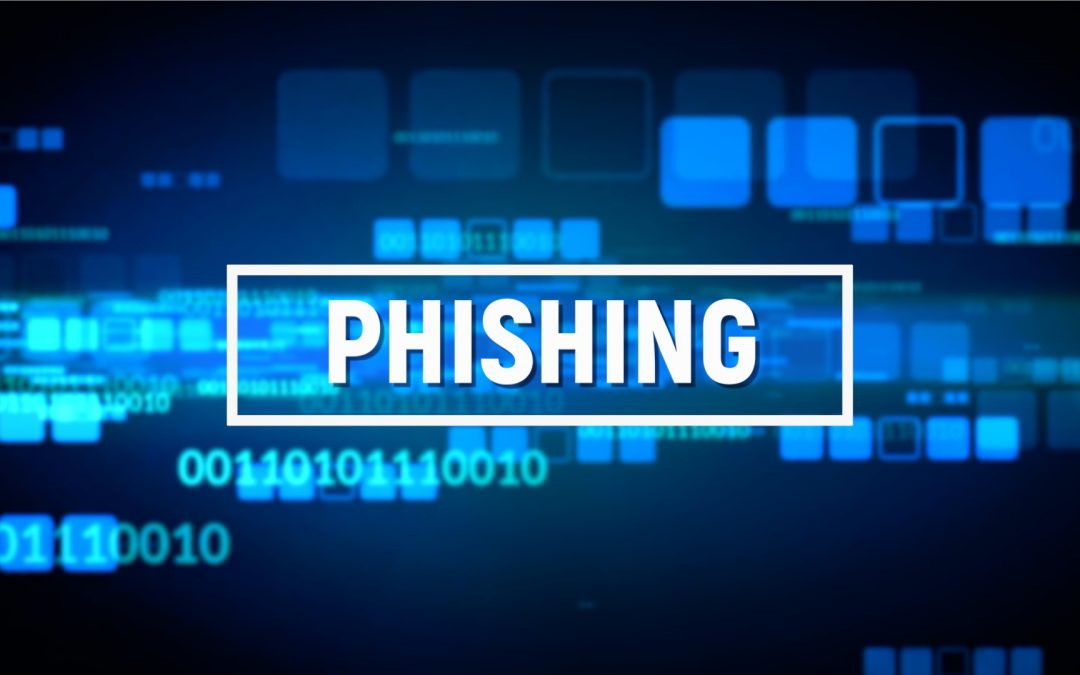 Phishing – National Cybersecurity Awareness Month Tip