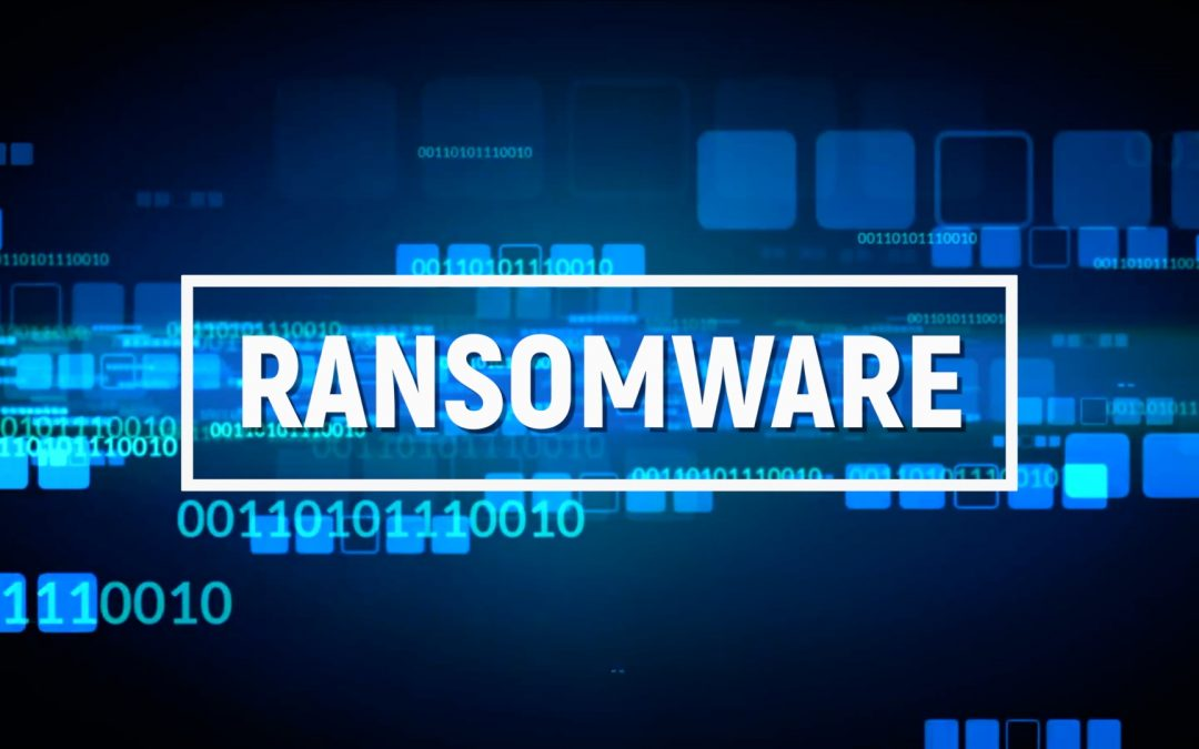 Ransomware – National Cybersecurity Awareness Month Tip