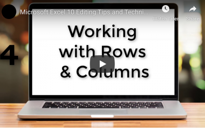 Reclaim Productivity with These Microsoft Excel Secret Shortcuts