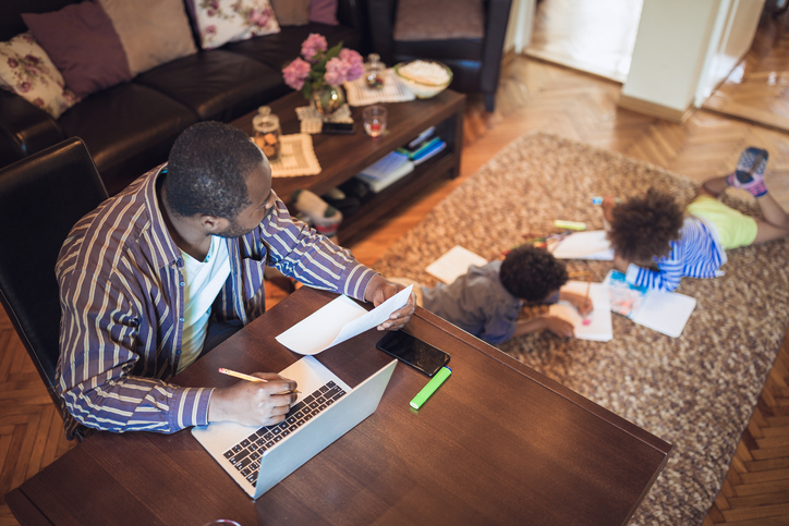 Smart Steps When Working From Home