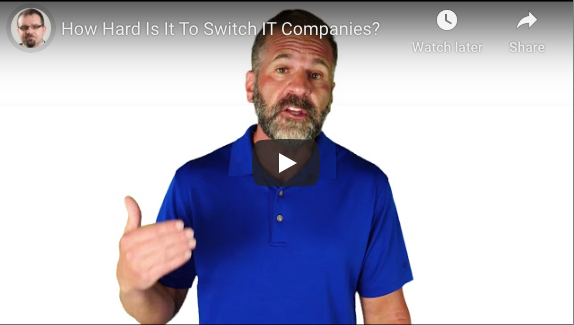 What's the Best Way to Switch IT Managed Service Providers?