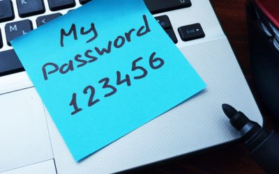 Are You Still Using 123456 as Your Password?