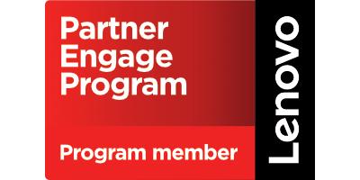Lenovo Partner Engage Program Member