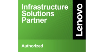 Lenovo Authorized Infrastructure Solutions Partner